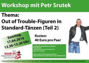 Plakat Workshop Petr
